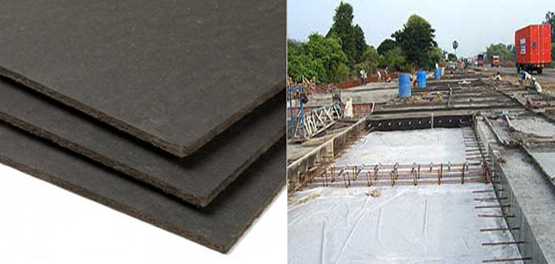 Concrete Expansion Board : Manpower projects polymers filler board